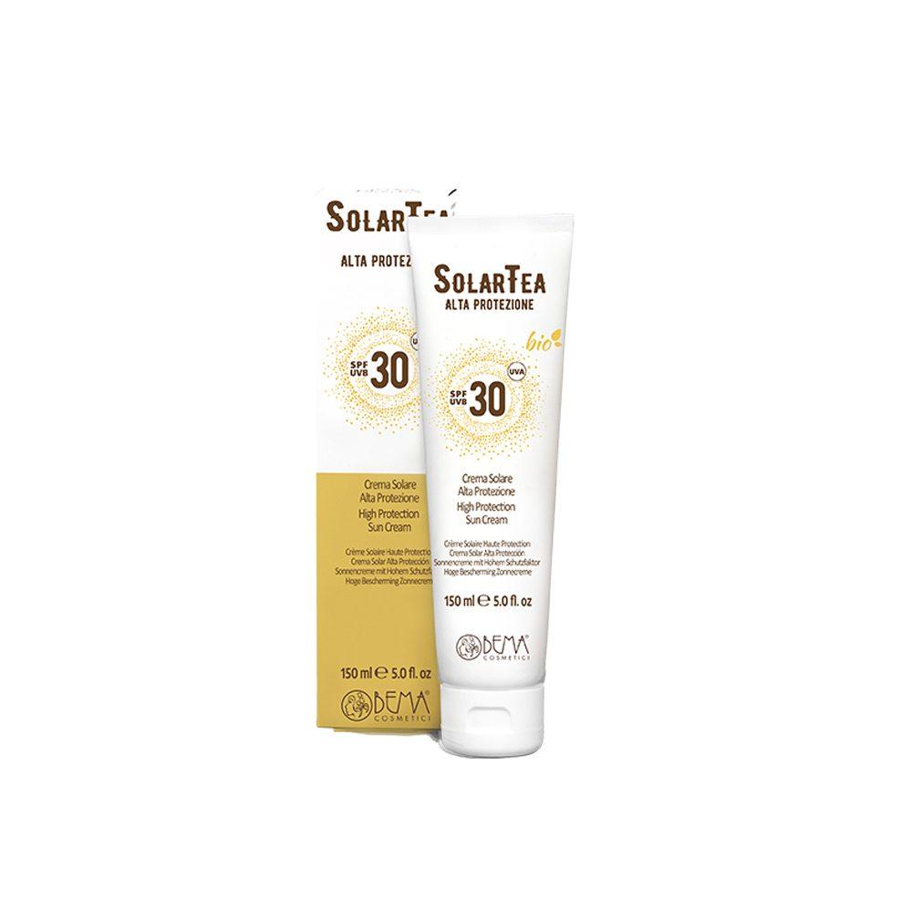 Crema solar alta protección spf30 Bema Cosmetici