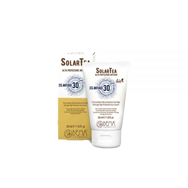 Crema solar facial anti-age spf30 Bema Cosmetici