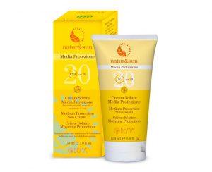 Crema solar media protección spf20 Bema Cosmetici