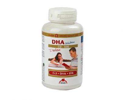 DHA adultos 3 - 600 Omega