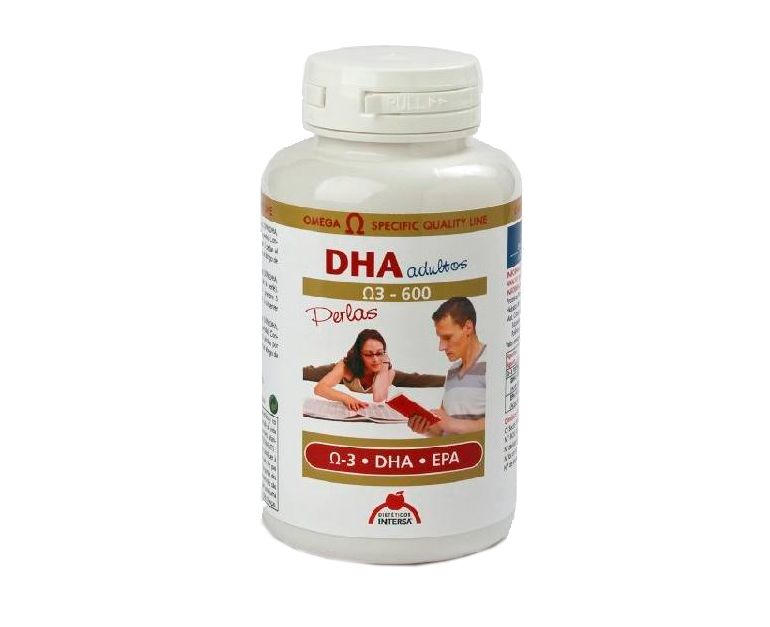 DHA adultos 3 – 600  Omega