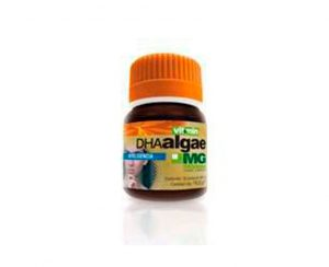 V&M 18 DHA Algae comprimidos MGdose