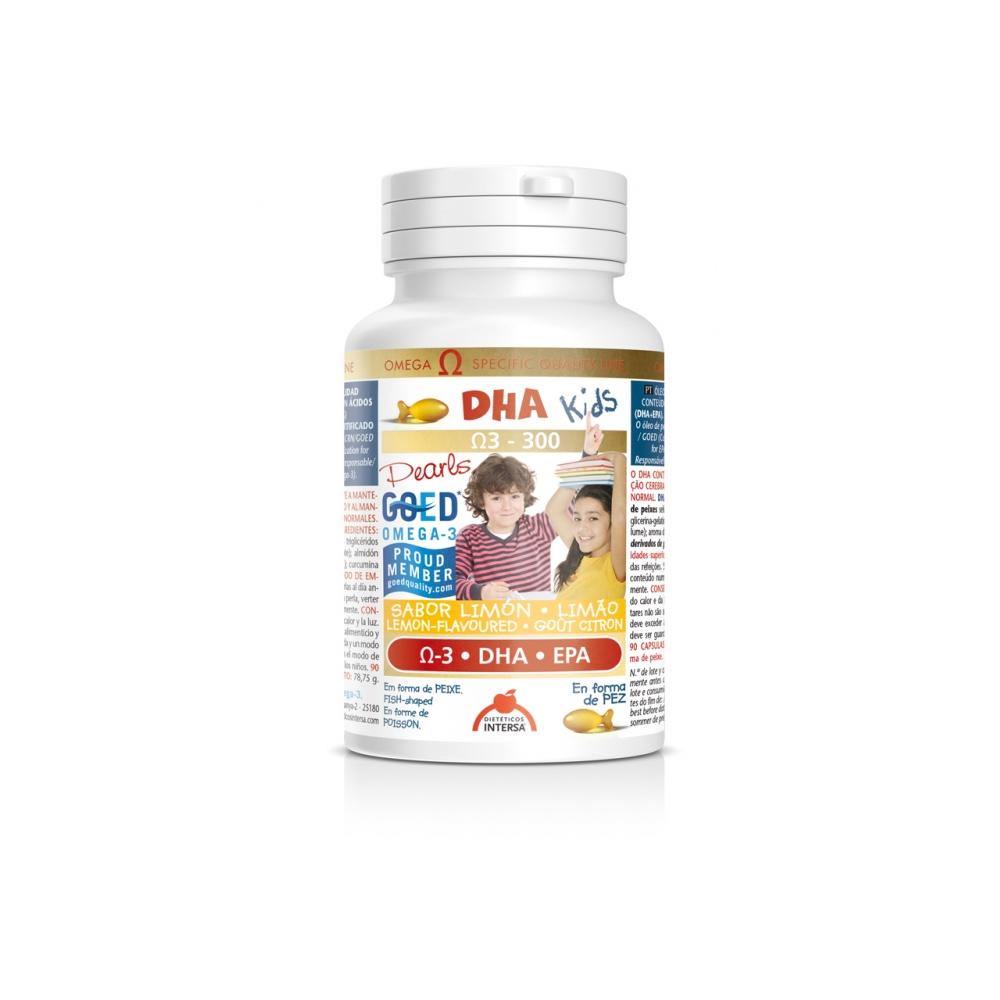 DHA Kids Perlas Omega