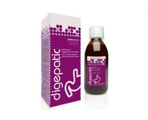 Digepatic favorece digestión jarabe Soria Natural