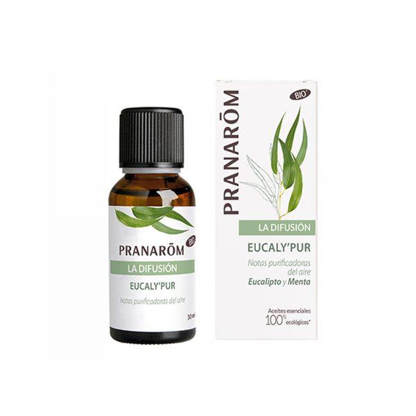 Eucaly'pur mezcla para difusor Pranarom