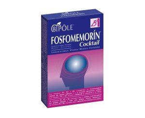 Fosfomemorín memoria y concentración ampollas Bipole