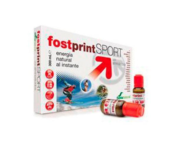 Fost Print Sport aminoácidos viales Soria Natural