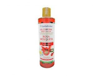 Gel corporal Rosa Mosqueta Supreme Esential Aroms