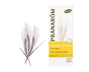 Germen de trigo aceite vegetal bio Pranarom