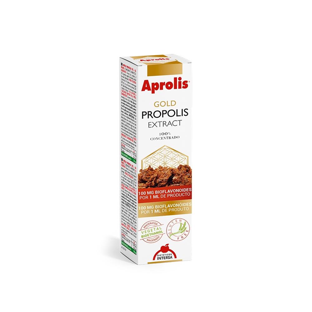 Gold Própolis Extracto Concentrado Aprolis