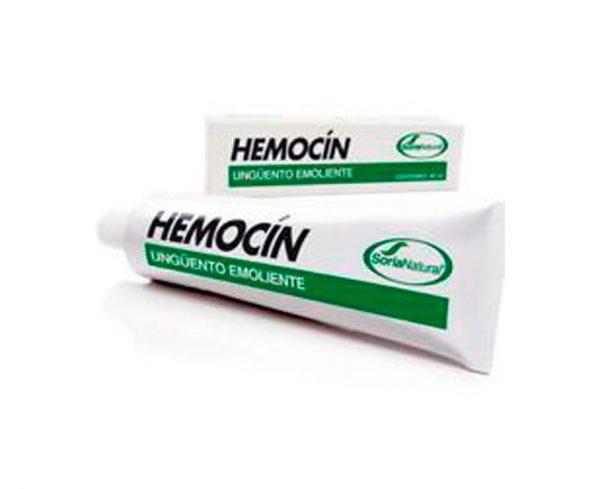 Hemocin ungüento Soria Natural