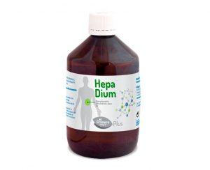 Hepadium Desmodium jarabe El Granero Integral