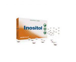 Inositol comprimidos Retard Soria Natural