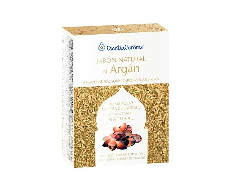 Jabón Argán bio Esential Aroms