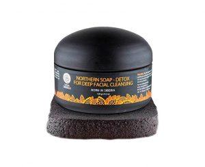 Jabón negro nórdico detox Natura Siberica