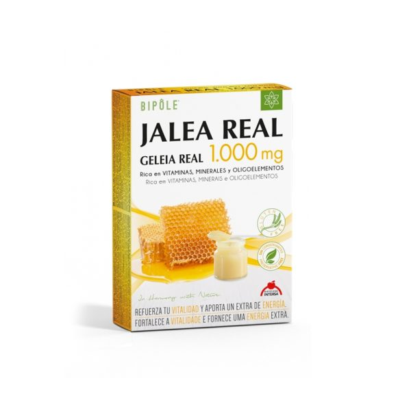 Jalea Real 1000 mg Ampollas