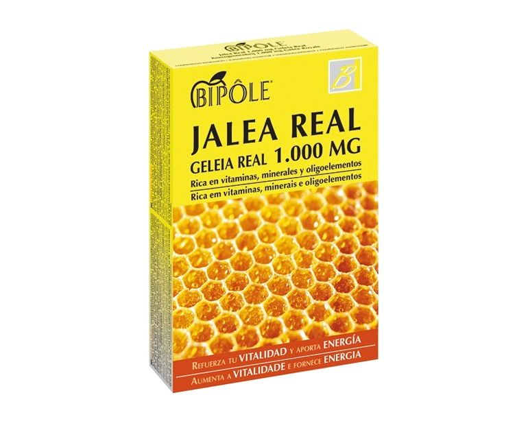 Jalea real adultos 1000 mg Bipole