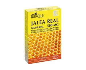 Jalea real adultos 500 mg Bipole