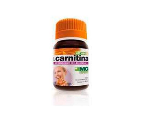 V&M 23 L-Carnitina comprimidos MGdose
