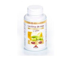 Lecitina de soja con bioflavonoides perlas