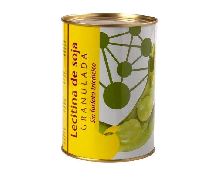 Lecitina soja sin fosfato granulada Dietéticos Intersa