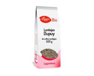 Lentejas Dupuy legumbres bio El Granero Integral