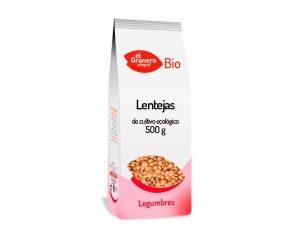 Lentejas legumbres bio El Granero Integral