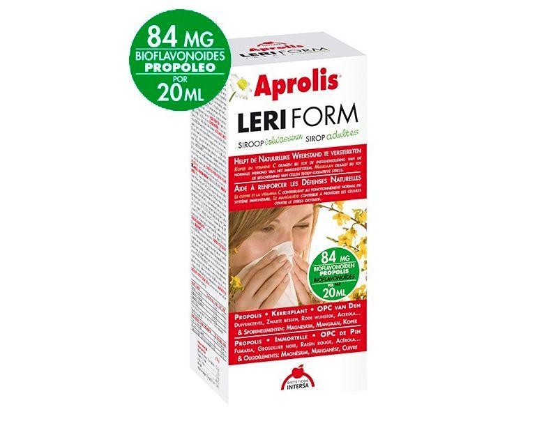 Leri-form jarabe adultos Aprolis