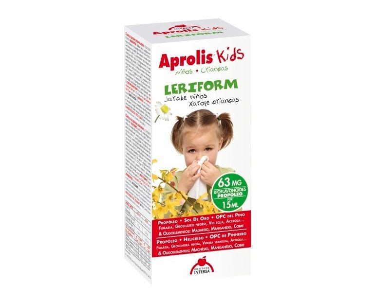 Leri-form kids jarabe Aprolis