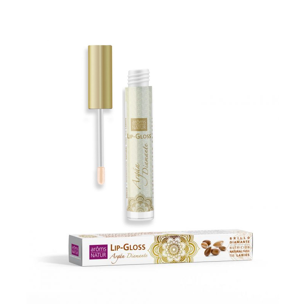Lip-Gloss Argán-Diamante Aroms Natur