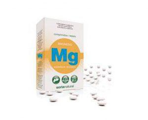 Magnesio comprimidos Retard Soria Natural