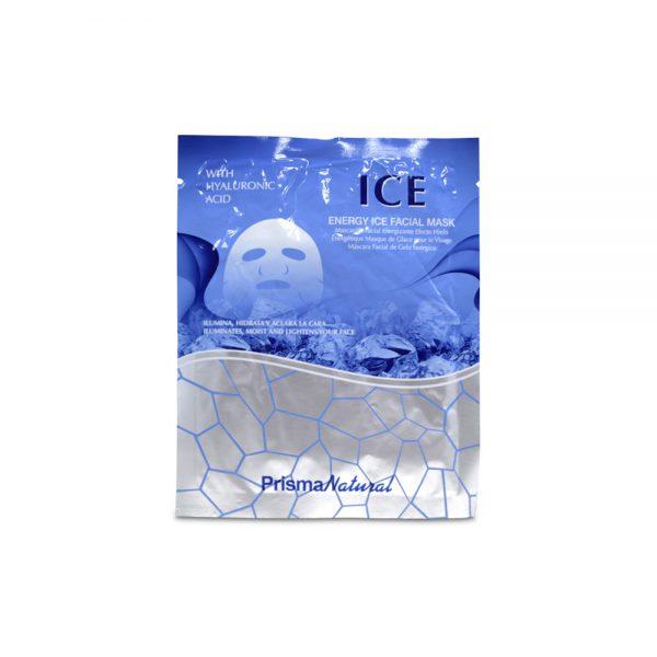 Mascarilla energizante efecto hielo Prisma Natural