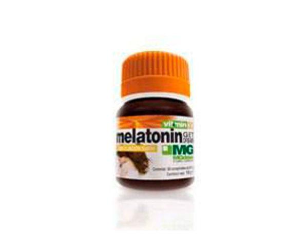 V&M 30 Melatonin Get Dreams comprimidos MGdose