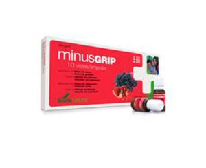 Minusgrip viales Soria Natural