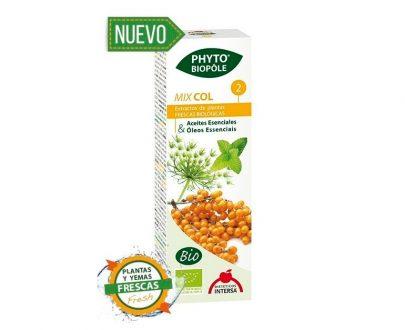 Mix Col 2 colesterol gotas Phyto-biopole