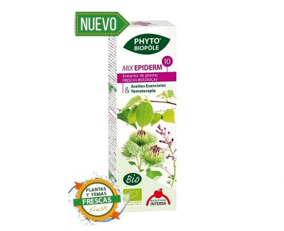 Mix Epiderm 10 depuración gotas Phyto-biopole