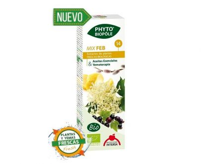 Mix Feb 14 estados febriles gotas Phyto-biopole