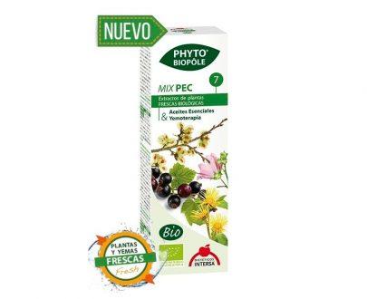 Mix Pec 7 bienestar respiratorio gotas Phyto-biopole