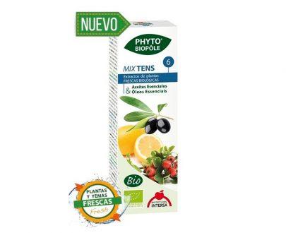 Mix Tens 6 cuidado tensión gotas Phyto-biopole