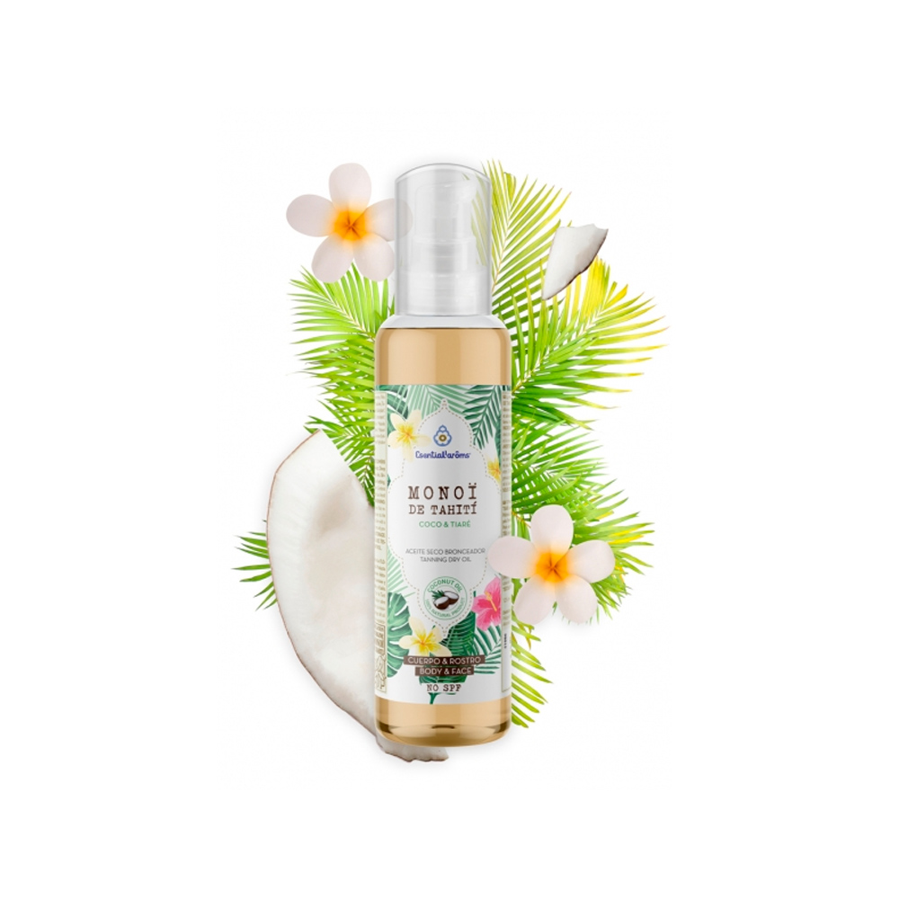 Monoi de Tahití spray Esential Aroms