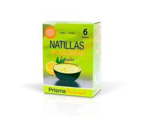 Natillas Hipocalóricas limón Prisma Natural