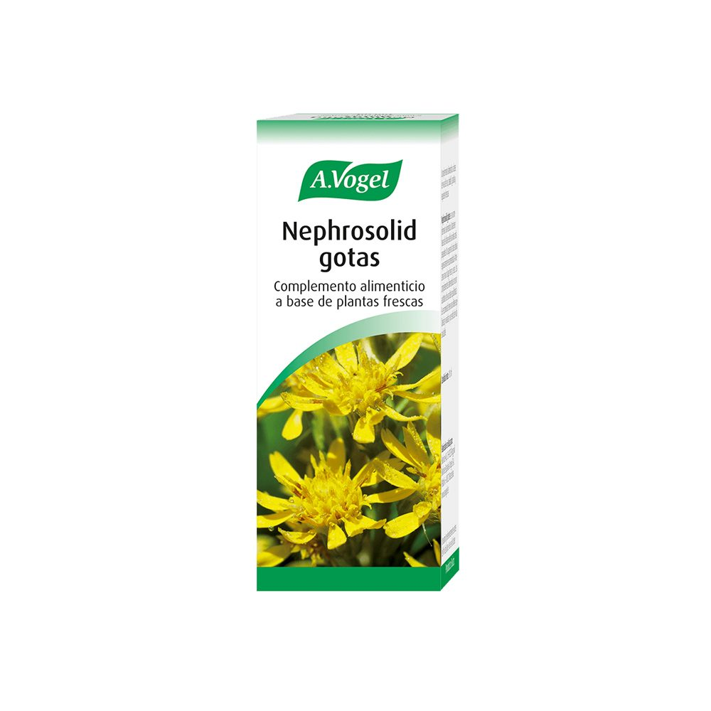Nephrosolid gotas A. Vogel