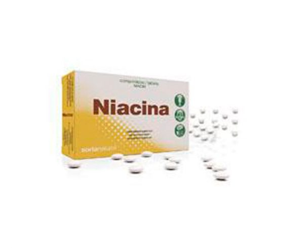 Niacina comprimidos Retard Soria Natural