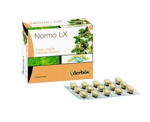 Normo LX aparato digestivo comprimidos Derbós