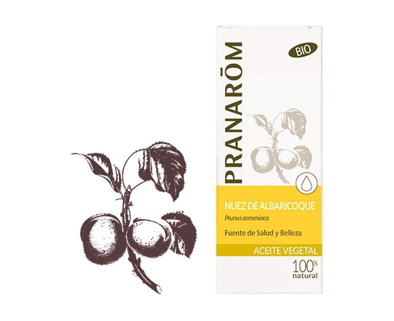 Nuez de albaricoque aceite vegetal bio Pranarom