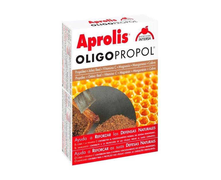 Oligopropol ampollas Aprolis Adultos