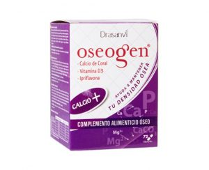 Oseogen Óseo huesos fuertes cápsulas Drasanvi