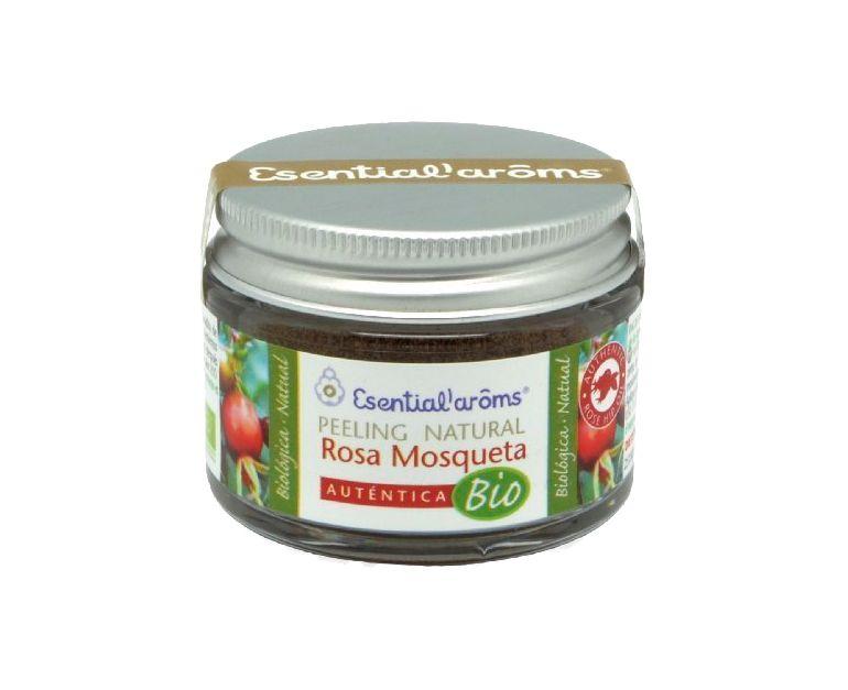 Peeling facial bio Rosa Mosqueta Esential Aroms