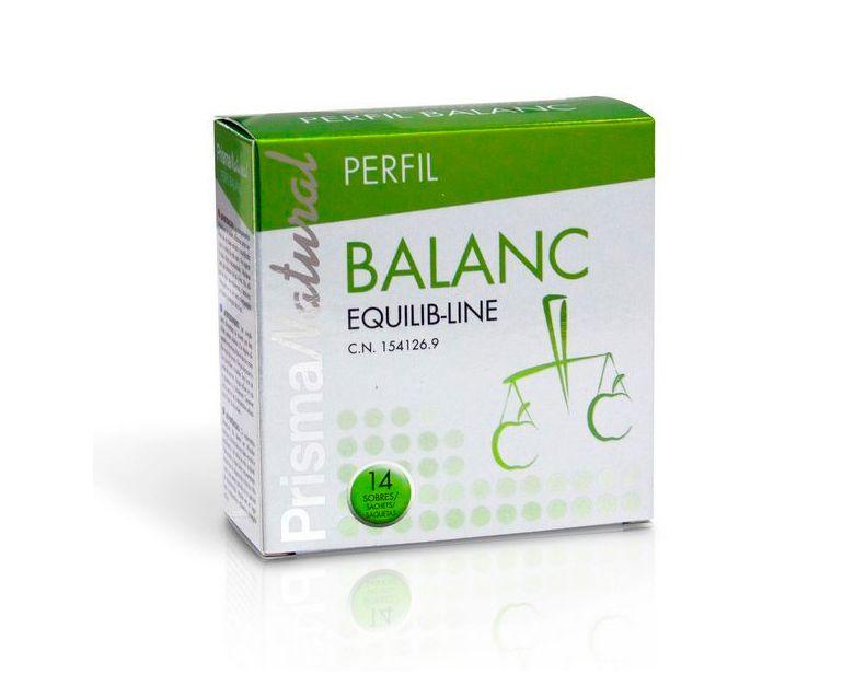 Perfil Balanc control de peso sobres Prisma Natural