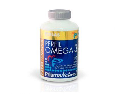 Perfil Omega 3 perlas Prisma Natural